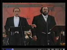 The Three Tenors  - Cielito Lindo (Munich 1996)