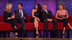 First promo for 'Friends' mini-reunion asks if they signed contracts to not sleep together   James Burrows well be there for you. But first lets hear the Friends cast spill all their behind-the-scenes secrets from the beloved sitcom  The first promo for NBCs upcoming tribute dedicated to the legendary television director dropped Wednesday. It shows the cast of Friends (minus Chandler Bing a.k.a. Matthew Perry) hilariously answering host Andy Cohens steamy questions  See also: Friends remade…