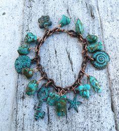 Beach Charms – bellaPerlina Jewelry