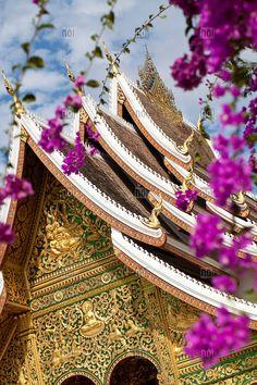 Royal Palace, Luang Prabang, Laos, www.marmaladetoast.co.za #travel find us on…