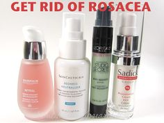 4 Powerful Products forRosacea.