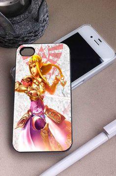 Hyrule Warriors Zelda   The Legend of Zelda   iPhone 4 4S 5 5S 5C 6 6+ Case   Samsung Galaxy S3 S4 S5 Cover   HTC Cases