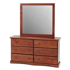 Ethan 6-Drawer Dresser - WCM142-3