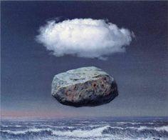 """Idee chiare"", 1958. René Magritte."