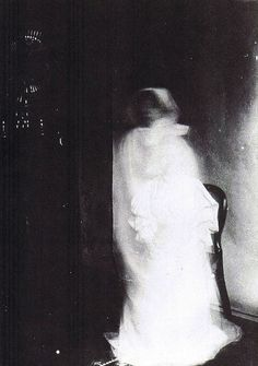 image of ghost..taken 1900's