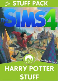 Sims 4- Harry Potter Stuff Pack