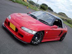 ≪No.0173≫  ・ニックネーム  asaba-works     ・メーカー名、車種、年式  HONDA BEAT(E-PP1) 1991     ・アピールポイント  小さな高級スポーツカーを目指してカスタマイズしてきました。