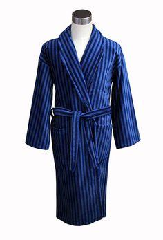 Ratia kylpytakki, sin/sin - Ratiashop Fashion, Dress, Pajamas, Moda, Fashion Styles, Fashion Illustrations