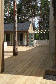 Villa by Jordens arkitekter - Architecture - Private housing