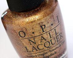 opi goldeneye - it's amazing!