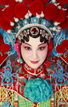 """History    京劇/京剧, or, as it's known to the west, """"Beijing Opera"""" (I refuse to use the word Peking — it's absolutely ridiculous), is a form of Chinese opera. Despite its name, which centers it around Beijing, the opera actually developed in the Anhui and Hubei provinces.    The Anhui portion of what makes up Beijing opera was brought to the capital in 1790 for a celebration of the emperor Qianlong's birthday.   http://en.wikipedia.org/wiki/Peking_opera"""