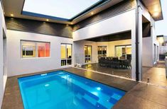 Leisure Pools : Harmony 16 Pool Model