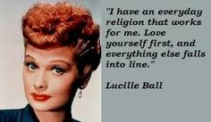lucille ball quote - Google Search