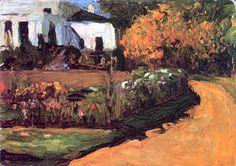 Vasilevskoë - Autumn Wassily Kandinsky - 1903