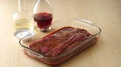 How-to-Marinate-Steak... Looking for a way to add more wow to your next steak dinner? Learning how to marinate steak ahead of time is a quick and easy way to add tons of flavor.