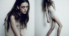When she was hired for the shoot, she probably asked the photographer.... what's heroin?