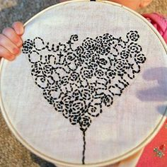 Let's have something a bit #NSFW this Saturday. This #handembroidery was done by Anna and we featured it on the big site in 2010. It certainly does the job! :) #MrXStitch #cbomb via The Mr X Stitch official Instagram  Share your stitchy 'grams with us - @mrxstitch #xstitchersofinstagram #mrxstitch