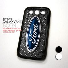 Ford Logo Car Design design for Samsung Galaxy S3 Case