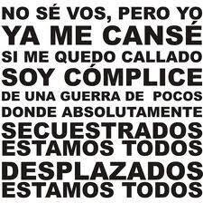 Twitter / MIGUELPANADEROD: #NoMasJuanManuelSantos ...No más JuanMSantos!!!