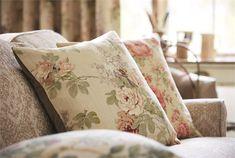 Tecidos Sanderson, colecção Autumn Prints. À venda na Nova Decorativa! #decoração #tecidos #homedecor #fabrics #Sanderson