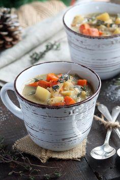 Winter Thyme Soup