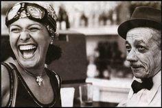 Elis Regina e Adoniran em 1979. Foto: Marjorie Sonnenschein. Veja mais em: http://semioticas1.blogspot.com.br/2012/06/tiro-ao-alvaro.html