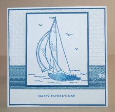 Sailing for Father's Day