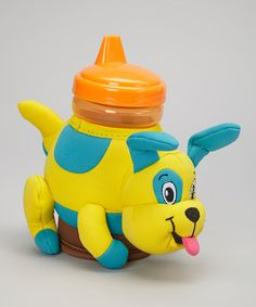 Look at this #zulilyfind! Buster the Puppy Insulated Cup Holder & Sippy Cup by ZooMoos #zulilyfinds