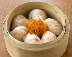 Huanying Breakfast Dumplings by Chef Paulussen of Hilton SFO Union Square