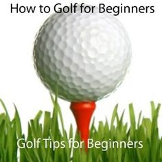How to Golf for Beginners - Golf Tips for Beginners (Kindle Edition)  http://www.picter.org/?p=B006QG7MC6
