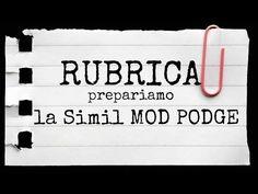 """Come si fa una simil """"Mod Podge""""...la """"miracollosa""""! How to make Mod Podge """"home made"""" - Arte per Te - YouTube"""