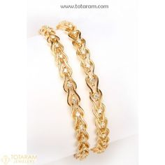 A Short Gold Guide For buy gold jewelry Indian Gold Jewellery Design, Gold Bangles Design, Jewelry Design, Jewelry Ideas, Mens Gold Jewelry, Clean Gold Jewelry, Diamond Bangle, Diamond Jewelry, Silver Diamonds