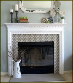 Delicieux 27+ Stunning Fireplace Tile Ideas For Your Home
