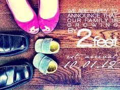 Our #pregnancy #announcement