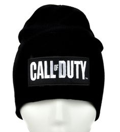 12c996af69cc2 Call of Duty Beanie Alternative Clothing Knit Cap Black Ops Call of Duty Beanie  Knit Cap High Quality Material Acrylic   Cotton   Polyester One size fits  ...