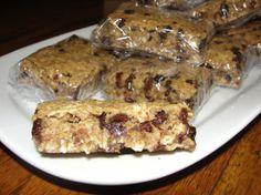 Ladybug Snack Bars | HealthyMammas
