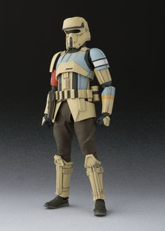 Figuarts Star Wars Shore Trooper Approximately 150 mm ABS & PVC painted movable figure Rogue One Star Wars, Cosplay Star Wars, Costume Star Wars, Star Wars Toys, Star Wars Art, Jouet Star Wars, Figuras Star Wars, Figuarts, Images Star Wars