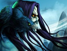 Death and Dust, #Darksiders, #Drawings, #FanArt, #Games, #Illustration, #Paintings & #Airbrushing