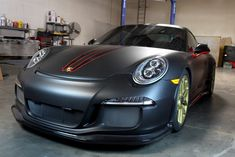 Porsche 991 GT3 Carbon Fiber Performance Products Are Now Available | APR Performance