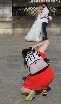 Wedding session, Kraków; Photo: Jacek Durski