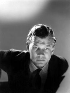 "Joseph Cotten 1943 as Charles Oakley in ""Shadow of a Doubt"""