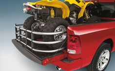 Extend your fun. Truck Tailgate, Tailgating, Truck Bed Accessories, Trucks, Red, Truck