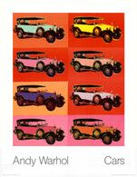 Mercedes Type 400, 1925, Andy Warhol - AllPosters.co.uk