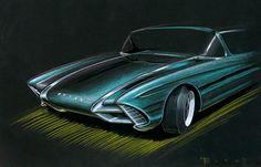 Prototype, maquette et exercice de style - concept car & style - Page 2