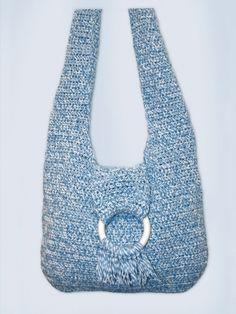 Hobo Bag | Yarn | Free Knitting Patterns | Crochet Patterns | Yarnspirations