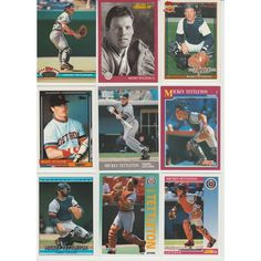 HUGE 65 + Different MICKEY TETTLETON cards lot RC A's Tiger Orioles 1986 - 1997