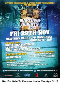 Maftown Heights Poster African Music Videos, Special Guest, Blog, News, Poster, Posters