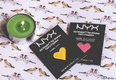 Today. #nyx #nyxcosmetics #eyeshadow #hss60 #hss05 #hotsinglesnyx #nyxhotsingles #nyxeyeshadow #stfu #wildorchid #candle #makeup