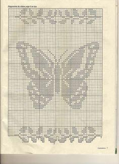 rideau au crochet elena - letricotdevero - Álbumes web de Picasa