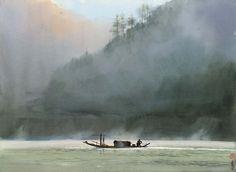 5,湖南组画之3--Hunan-Painting-Series-3.jpg Huang Tieshan